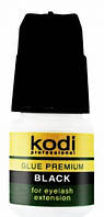 Клей Kodi для ресниц Premium Black 3 гр Kodi
