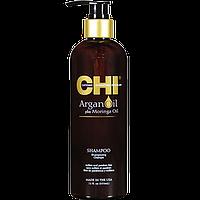 Шампунь питательный Аргана CHI Argan Oil Shampoo 355 мл