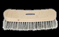 Щетка для обуви Saphir Natural Horsehair Brush, натуральный конский волос, колодка - бук, 18см
