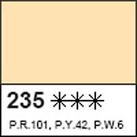 Краска акриловая художественная ДЕКОЛА телесная, матовый, 50мл ЗХК