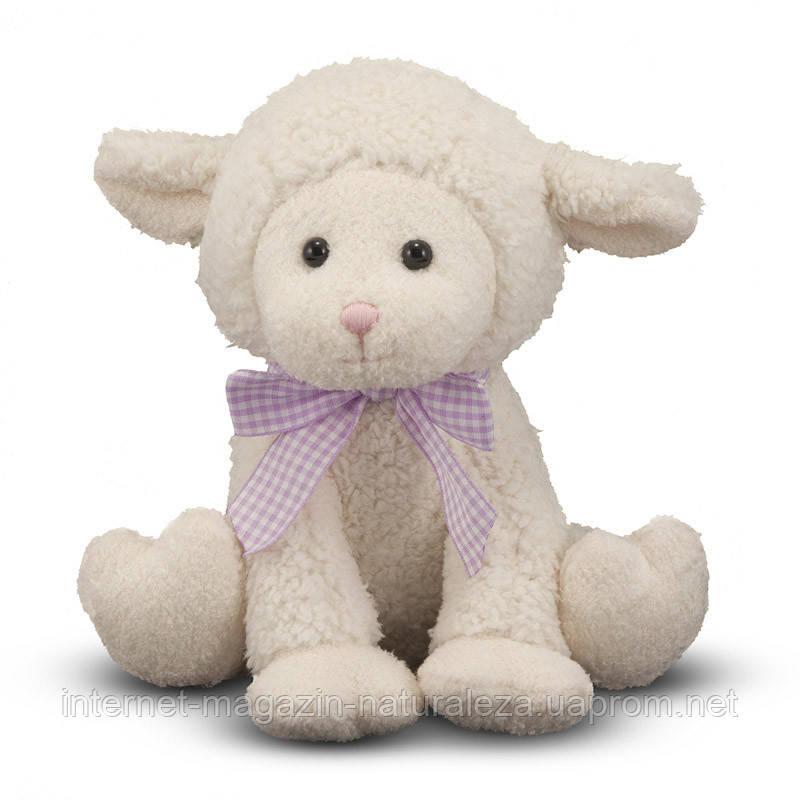 Мягкая игрушка Застенчивый Ягненок Melissa&Doug