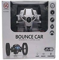Радиоуправляемый прыгающий робот игрушка-дрон RH803