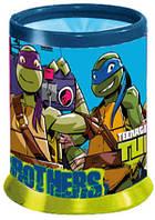 """Стакан для письменных принадлежностей разборной  """"Ninja Turtles"""""""