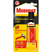 Клей МОМЕНТ 88 универсальный, особопрочный,  30 мл