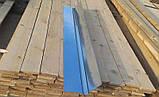 Конек крыши оцинкованный фигурный, фото 2