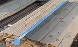 Конек крыши оцинкованный фигурный, фото 3