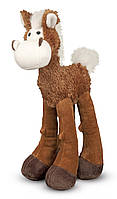 Мягкая игрушка Длинноногая Лошадка Melissa&Doug