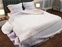 Бавовняна постільна білизна бязева (євростандарт) (Хлопковое постельное бельё из бязи (евростандарт))