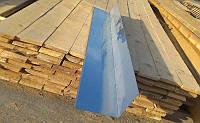 Конек крыши оцинкованный простой, фото 1