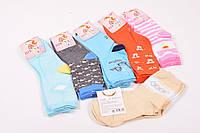 Носки для девочки всесезонные Шугуан от 3 до 8 лет С2632