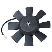 Вентилятор радіатора електричний ваз волга таврія 2103-08, 3110, 1102 (Пекар) 8лоп.