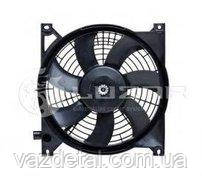 Вентилятор радиатора электрический гранта 2190  в сборе (Luzar)