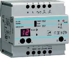 Светорегулятор универсальный, 20-1000 Вт, 5 мод, (Hager)