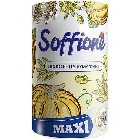 "Полотенце ""Soffione"" Maxi 1рул, фото 2"