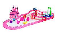 Свинка Пеппа Железная дорога и большой дворец Peppa Pig