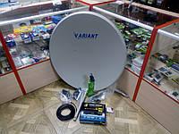 Спутниковый комплект на 1тв Tiger 4060HD