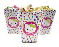 Набор коробочек для сладостей Хелло Китти 5 шт