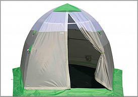 Зимняя палатка Лотос 3 на жестком каркасе из алюминиевого сплава