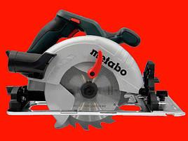 Дисковая пила 160 мм, 1.2 кВт Metabo KS 55