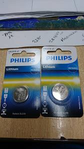 Батарейка Philips CR2016