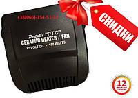 Автомобильный обогреватель тепловентилятор CarToy 125 YF 12В/150W NEW