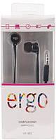 Наушники ERGO VT-901 Black (5957717) UAH