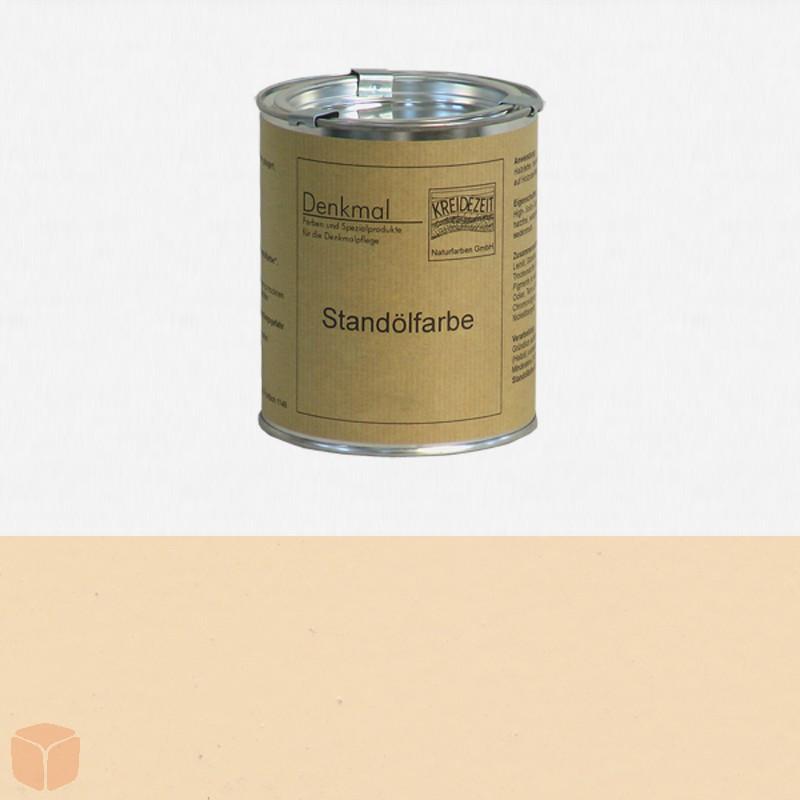Натуральная Стандолевая масляная краска  Standölfarbe,  смешанный цвет № 3