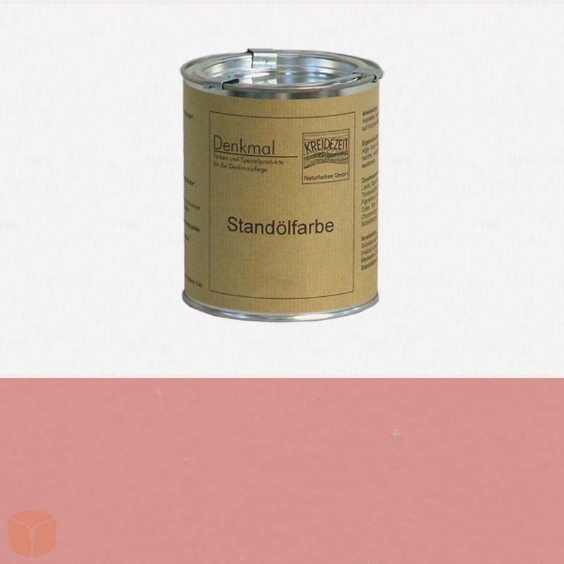 Натуральная Стандолевая масляная краска  Standölfarbe,  смешанный цвет № 4