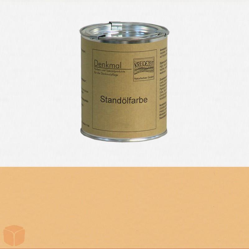 Натуральная Стандолевая масляная краска  Standölfarbe,  смешанный цвет № 14