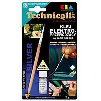 Клей токопроводящий Technicqll 2гр. R-082 бесцветный