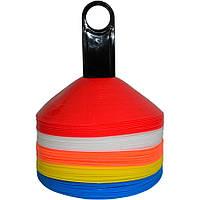 Маркер тренировочный SWIFT Marker cone, set of 50 pcs with holder