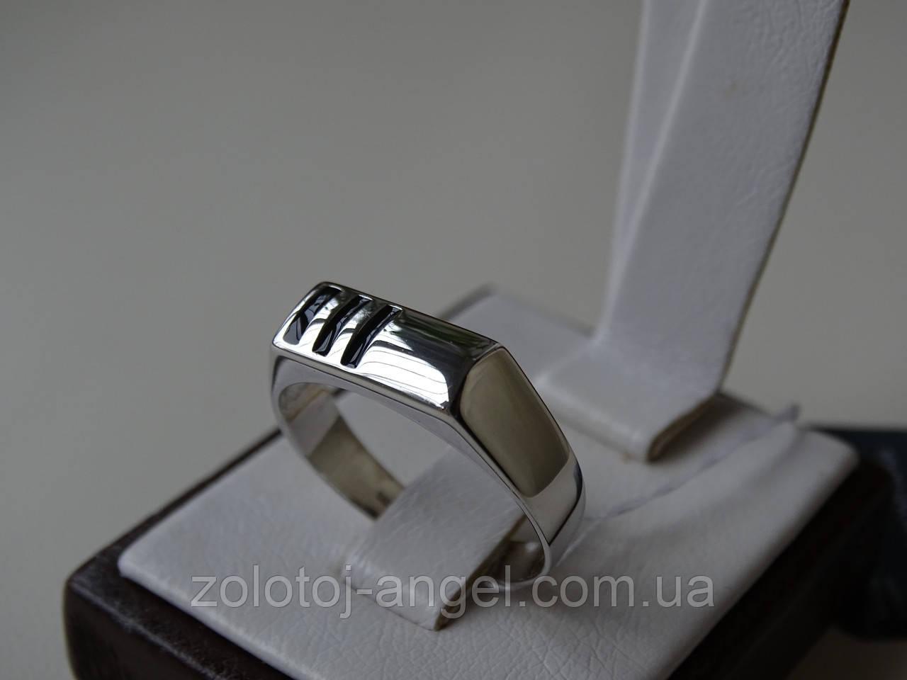 Печатка серебряная