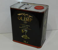 Оливковое масло Olimp Extra Virgin Olive Oil Gold Extraction 3 л