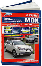 ACURA  MDX  Модели 2006-2013 гг. выпуска. Серия ПРОФЕССИОНАЛ