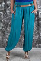 Женские штаны-шаровары с поясом, разные цвета