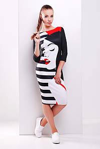 GLEM Girl платье Лоя-2Ф д/р