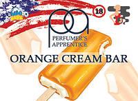 Orange Cream Bar ароматизатор TPA (Апельсиновое ескимо) 50мл