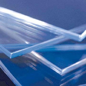 Поликарбонат монолитный, Monogal, прозрачный 2 мм 2,05 * 3,05м