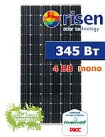 Risen RSM72-6-345М/4BB, mono монокристаллическая солнечная панель (батарея) TIER 1