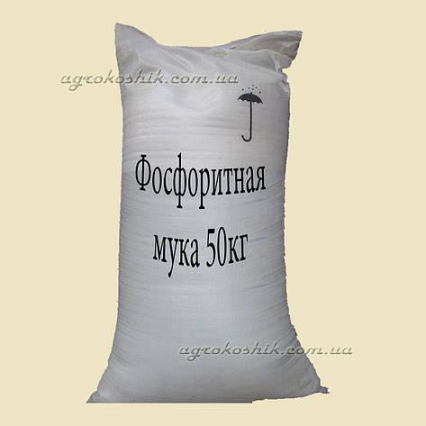Фосфоритная мука 50кг, фото 2