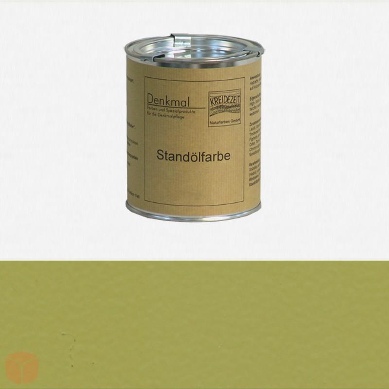 Натуральная Стандолевая масляная краска  Standölfarbe,  смешанный цвет № 38