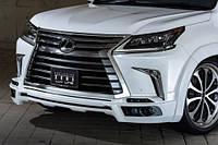 Комплект обвеса M'z Speed для Lexus LX570 / LX450d 2016+ г.в.