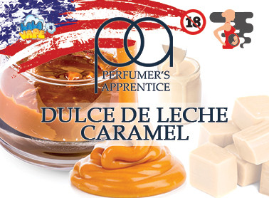 Dulce de Leche Caramel ароматизатор TPA (Аргентинская сгущенка)