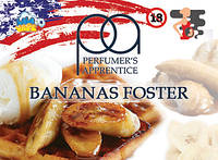 Bananas Foster ароматизатор TPA (Банановый фостер) 50мл