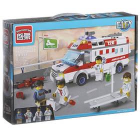 Lego Скорая 328  дет.