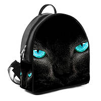 Рюкзак детский багира с синими глазами