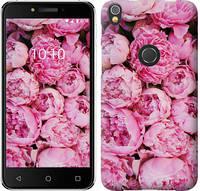 """Чехол на iPhone X Пионы v3 """"2739c-1050-9422"""""""
