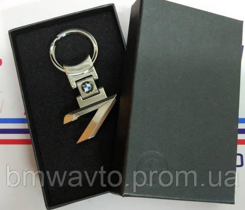 Брелок для ключей BMW 7 серии, Key Ring Pendant Classic, 7-er series, фото 2