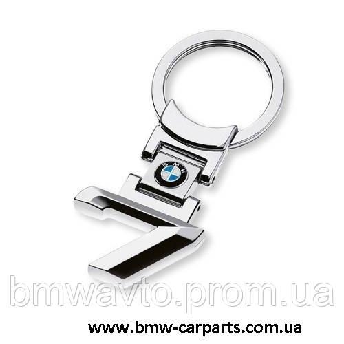 Брелок для ключей BMW 7 серии, Key Ring Pendant Classic, 7-er series