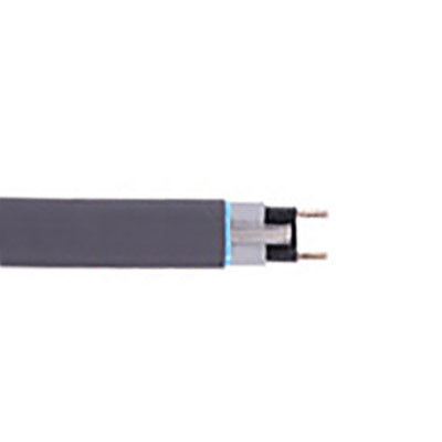 Обогрев ступеней, дорожек, площадок саморегулирующийся нагревательный кабель TRACECO 40 40 Вт/м Франция